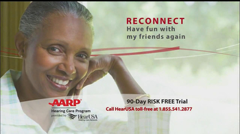 AARP Healthcare Options TV Spot 'Hearing Aids' - Thumbnail 3
