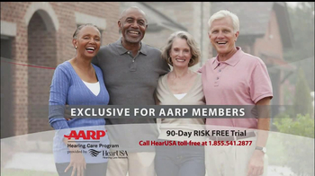 AARP Healthcare Options TV Spot 'Hearing Aids' - Thumbnail 4