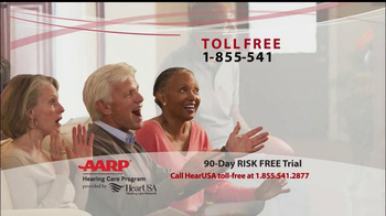 AARP Healthcare Options TV Spot 'Hearing Aids' - Thumbnail 5