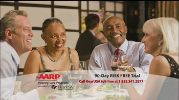AARP Healthcare Options TV Spot 'Hearing Aids' - Thumbnail 6