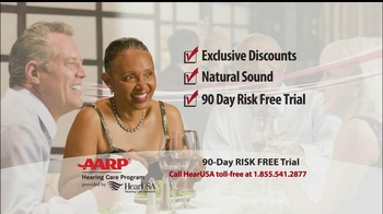 AARP Healthcare Options TV Spot 'Hearing Aids' - Thumbnail 8
