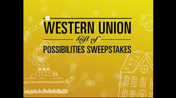 Western Union TV Spot, 'Possibilites Sweepstakes' - Thumbnail 3