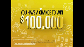 Western Union TV Spot, 'Possibilites Sweepstakes' - Thumbnail 6