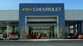 Chevrolet Malibu LS TV Spot, 'Santa Salesman' - Thumbnail 1