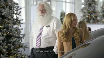 Chevrolet Malibu LS TV Spot, 'Santa Salesman' - Thumbnail 3