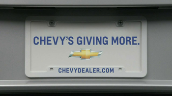 Chevrolet Malibu LS TV Spot, 'Santa Salesman' - Thumbnail 7