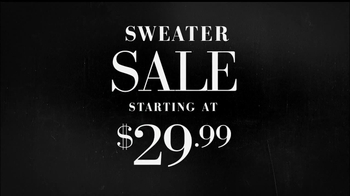 JoS. A. Bank Sweater Sale TV Spot  - Thumbnail 9