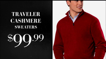JoS. A. Bank Sweater Sale TV Spot  - Thumbnail 4