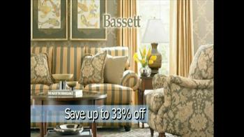 Bassett Thanksgiving Sale TV Spot  - Thumbnail 2