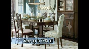 Bassett Thanksgiving Sale TV Spot  - Thumbnail 3