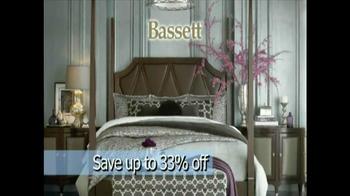 Bassett Thanksgiving Sale TV Spot  - Thumbnail 4