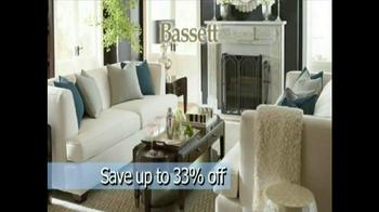 Bassett Thanksgiving Sale TV Spot  - Thumbnail 5
