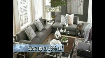 Bassett Thanksgiving Sale TV Spot  - Thumbnail 6
