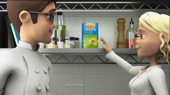 Emergen-C Immune Plus TV Spot, 'Resaurant' - Thumbnail 4