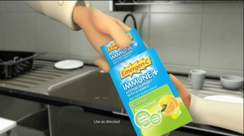 Emergen-C Immune Plus TV Spot, 'Resaurant' - Thumbnail 5