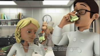 Emergen-C Immune Plus TV Spot, 'Resaurant' - Thumbnail 6