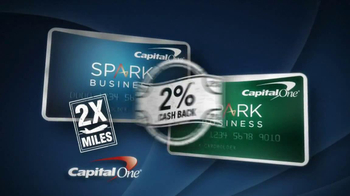 Capital One Spark Business TV Spot, 'Fashion Show'  - Thumbnail 10