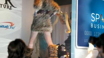 Capital One Spark Business TV Spot, 'Fashion Show'  - Thumbnail 3