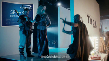 Capital One Spark Business TV Spot, 'Fashion Show'  - Thumbnail 8