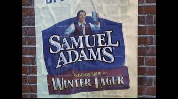 Samuel Adams Winter Lager TV Spot, 'Cockles' - 126 commercial airings