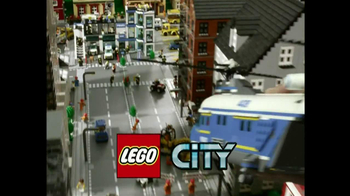 LEGO City TV Spot, 'Forrest Police Station' - Thumbnail 1