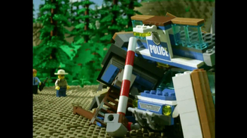 LEGO City TV Spot, 'Forrest Police Station' - Thumbnail 3