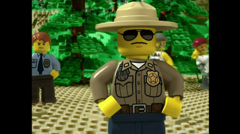 LEGO City TV Spot, 'Forrest Police Station'