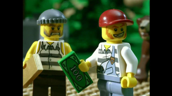 LEGO City TV Spot, 'Forrest Police Station' - Thumbnail 7