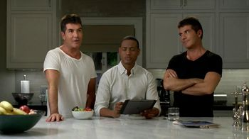 Verizon Xtra Factor App TV Spot, 'Instincts' Featuring Simon Cowell - 14 commercial airings