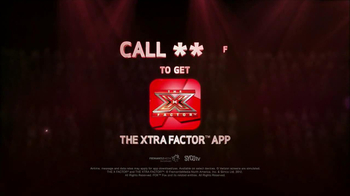 Verizon Xtra Factor App TV Spot, 'Instincts' Featuring Simon Cowell - Thumbnail 10