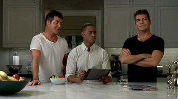 Verizon Xtra Factor App TV Spot, 'Instincts' Featuring Simon Cowell - Thumbnail 4