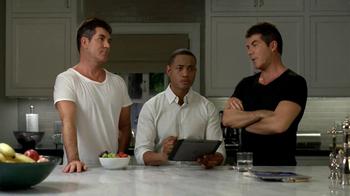 Verizon Xtra Factor App TV Spot, 'Instincts' Featuring Simon Cowell - Thumbnail 6