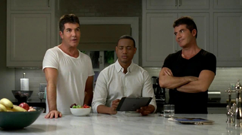 Verizon Xtra Factor App TV Spot, 'Instincts' Featuring Simon Cowell