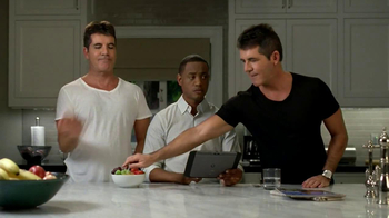 Verizon Xtra Factor App TV Spot, 'Instincts' Featuring Simon Cowell - Thumbnail 9
