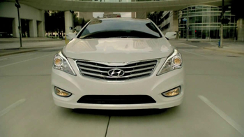 2012 Hyundai Azera TV Spot, 'Garages'  Song Major Lance - Thumbnail 1