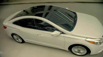 2012 Hyundai Azera TV Spot, 'Garages'  Song Major Lance - Thumbnail 4