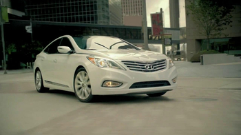 2012 Hyundai Azera TV Spot, 'Garages'  Song Major Lance - 84 commercial airings