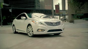 2012 Hyundai Azera TV Spot, 'Garages'  Song Major Lance - 84 commercial airings