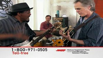 UnitedHealthcare AARP Options TV Spot, \'Rock Across the Years\'