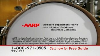 UnitedHealthcare AARP Options TV Spot, 'Rock Across the Years' - Thumbnail 4