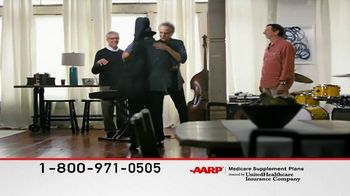 UnitedHealthcare AARP Options TV Spot, 'Rock Across the Years' - Thumbnail 7