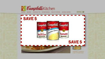 Campbell's TV Spot, 'America's Favorite Recipes' - Thumbnail 10