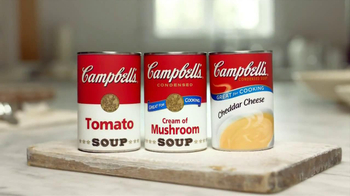 Campbell's TV Spot, 'America's Favorite Recipes' - Thumbnail 4