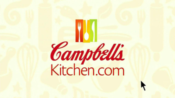 Campbell's TV Spot, 'America's Favorite Recipes' - Thumbnail 8