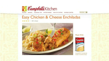 Campbell's TV Spot, 'America's Favorite Recipes' - Thumbnail 9