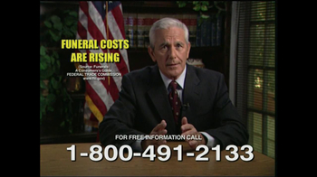 Funeral Advantage TV Spot, 'Stress and High Cost' - Thumbnail 3