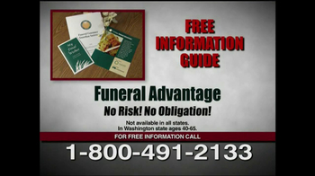 Funeral Advantage TV Spot, 'Stress and High Cost' - Thumbnail 8