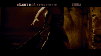 Silent Hill Revelation - Alternate Trailer 27
