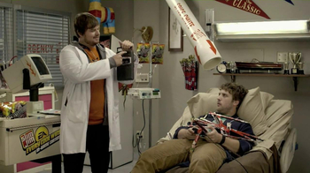 Slim Jim TV Spot, 'Exclusive EA Games Content'  - 367 commercial airings