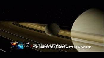 Universe on Blu-Ray and DVD TV Spot, 'History.com' - Thumbnail 3